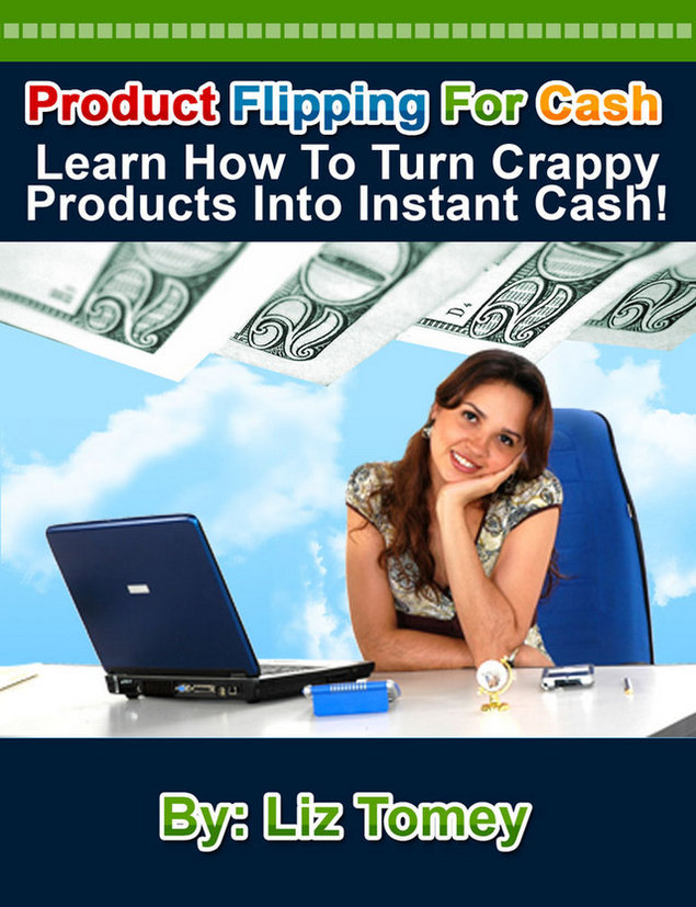 Pay for Product Flipping For Cash with MRR!