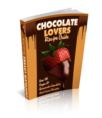 Pay for The Ultimate Chocolate Lovers Recipe Guide