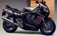 Thumbnail Suzuki Gsx-r1100 Motorcycle Service Repair Manual 1989-1992 Download
