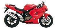 Thumbnail Hyosung Comet Gt250 & Comet Gt125 Service Repair Manual Download