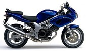 Thumbnail Suzuki Sv650 Motorcycle Service Repair Manual 1998-2002 Download