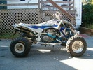 Thumbnail 2004 Yamaha YFZ450S ATV Quad Service Repair Manual Download