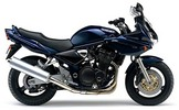 Thumbnail Suzuki Gsf1200s / Gsf1200 Motorcycle Service Repair Manual 2001-2002 Download