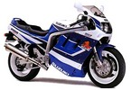 Thumbnail Suzuki Gsx-r1100 Motorcycle Service Repair Manual 1986 1987 1988 Download