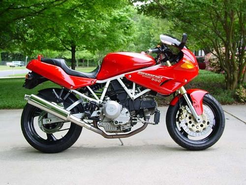 Ducati 750ss 900ss Motorcycle Service Repair Manual 1991