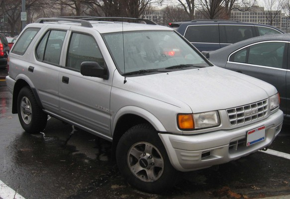 pay for isuzu rodeo mu wizard amigo second generation car service repair  manual 1998-2004