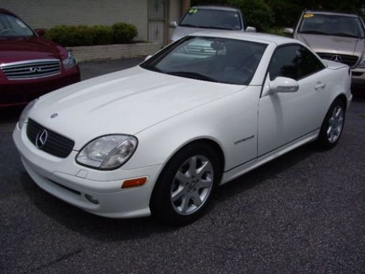 2003 mercedes benz slk230 kompressor slk320 slk32amg for 2003 mercedes benz sl500 owners manual