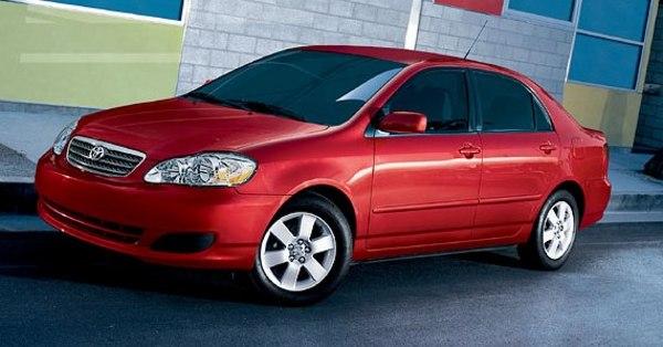 Toyota Corolla Wagon (2002-2003)