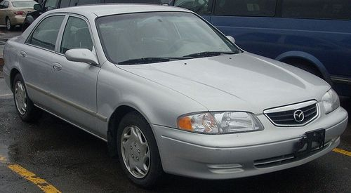 mazda 626 service repair manual 1999 2000 2001 2002 download down rh tradebit com 2000 mazda 626 owners manual 2001 Mazda 626 Engine Diagram