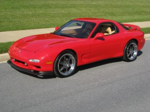 Pay for 1993 MAZDA RX7 OWNERS MANUAL - INSTANT DOWNLOAD!