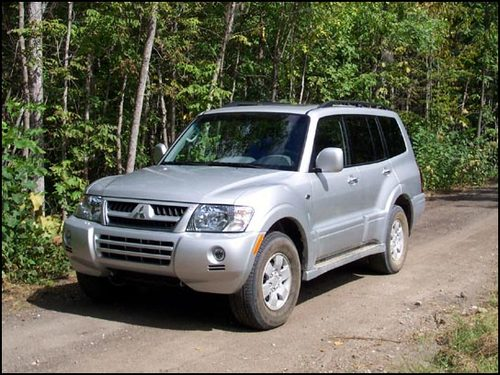 Pay for 2003 MITSUBISHI MONTERO SERVICE REPAIR MANUAL DOWNLOAD