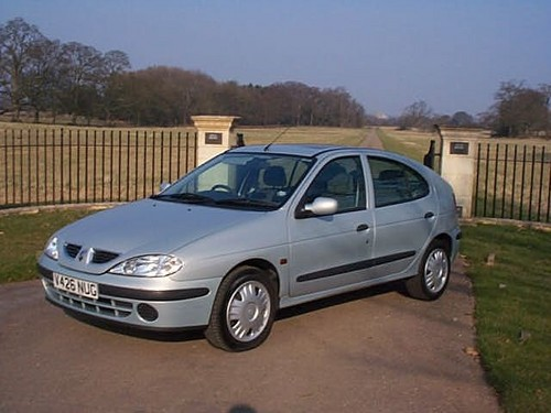 Renault Megane Scenic 1999 Service Manual Pdf Download