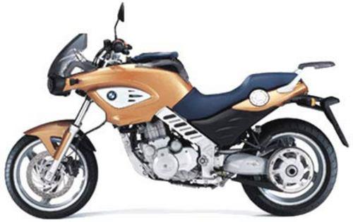 Bmw F650cs Motorcycle Service Repair Manual 2001 2002 2003