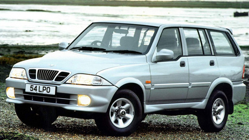 ssangyong daewoo musso service repair manual 1998 2005. Black Bedroom Furniture Sets. Home Design Ideas