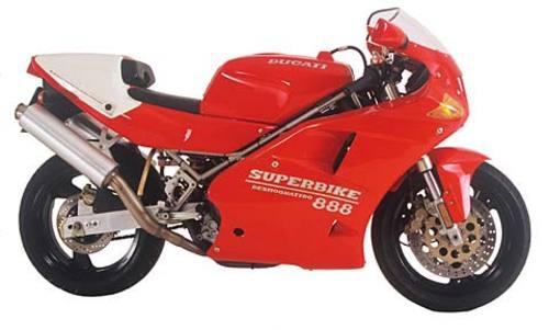 Pay for Ducati 888 Motorcycle Service Repair Manual Download