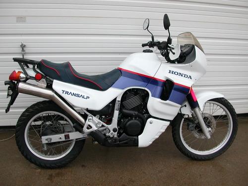 Honda Transalp 600 Service Repair Manual 1986-2001 Download