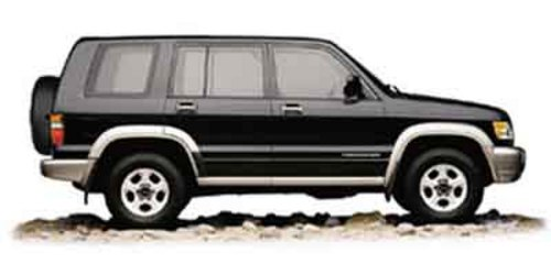 Isuzu Trooper Service Repair Manual 1998 1999 2000 2001