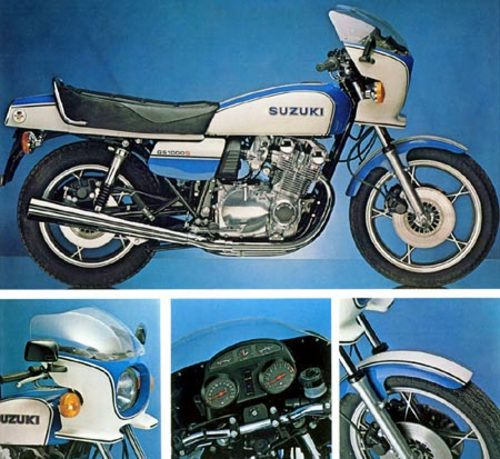 suzuki gs1000 archives
