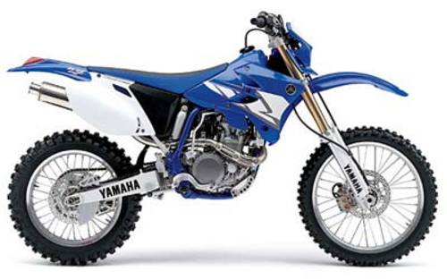 Yamaha wr450f service repair manual yamaha wr450f pdf for Yamaha rx v1600 manual