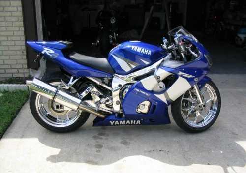 Yamaha Yzf  Yzf