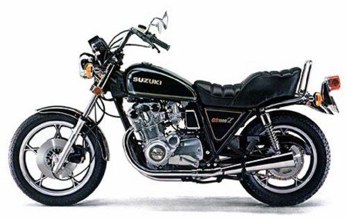 Tire Specs For  Suzuki Gn
