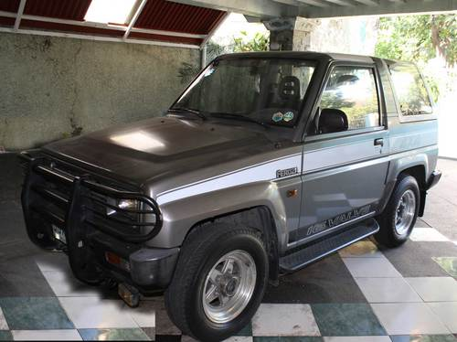 1989 daihatsu feroza f300 service repair manual download download rh tradebit com 1990 Daihatsu Rocky Daihatsu Charade