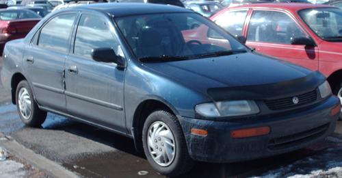 Pay for 1996 MAZDA PROTEGE SERVICE REPAIR MANUAL DOWNLOAD