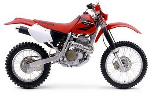Pay for 1997 Honda Xr400r Service Repair Manual Download