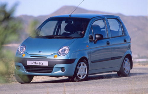 2003 Daewoo Matiz Service Repair Manual Download
