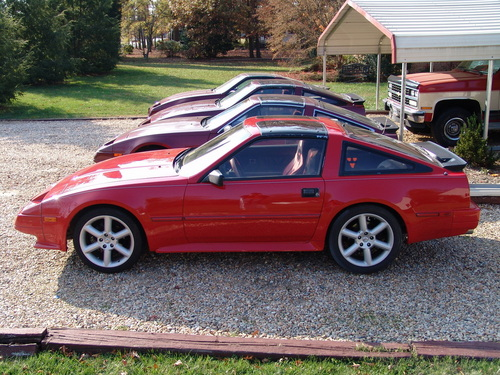 Pay for 1986 NISSAN 300ZX SERVICE REPAIR MANUAL DOWNLOAD