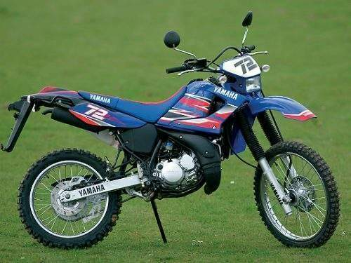 2005 yamaha dt125re dt125x service repair manual. Black Bedroom Furniture Sets. Home Design Ideas