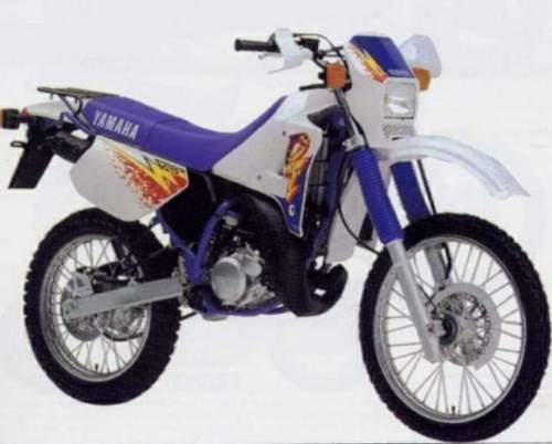 1992 Yamaha Dt175d Service Repair Manual Download