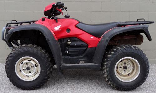 Pay for Honda Trx500fa / Trx500fga ATV Service Repair Manual 2005-2008 Download