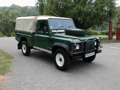 Pay for 1996 LAND ROVER DEFENDER 300TDI SERVICE REPAIR MANUAL DOWNLOAD