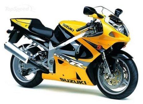 Suzuki Gsx-r750 Motorcycle Service Repair Manual 2000 2001 2002 Download