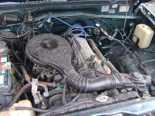 Daihatsu Feroza F300 Hd Engine Repair Manual