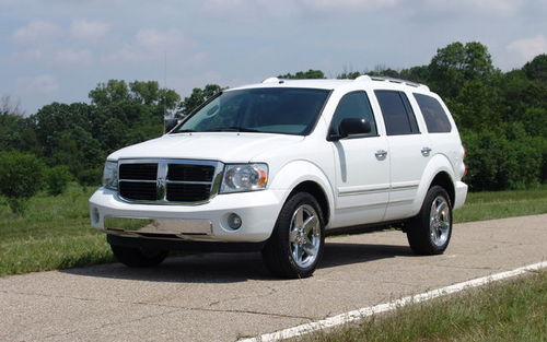 Dodge Durango Wiring Diagram 2004-2009 Download