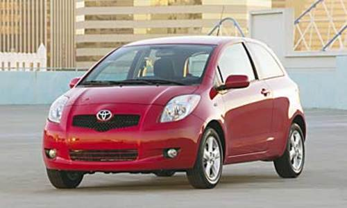 2007 Toyota Yaris Electrical Wiring Diagram Download
