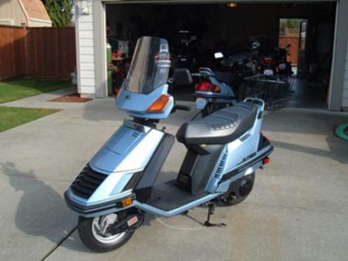Pay for Honda Elite Ch150 Motorcycle Service Repair Manual 1985-1986 Download