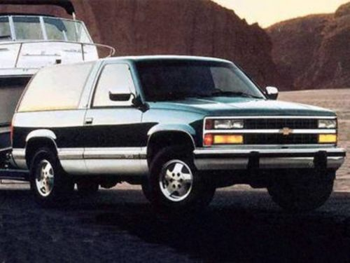 Pay for 1994 CHEVROLET BLAZER OWNERS MANUAL DOWNLOAD