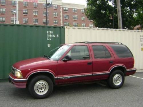 1995 Chevrolet Blazer Owners Manual Download Download border=