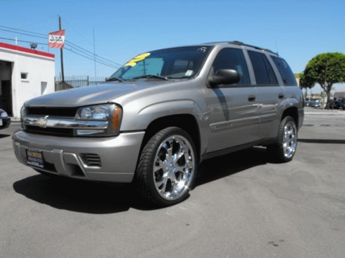chevrolet blazer owners manual 2004 2006 download 2004 Chevy Trailblazer Parts Diagram 2004 Chevy Trailblazer LT