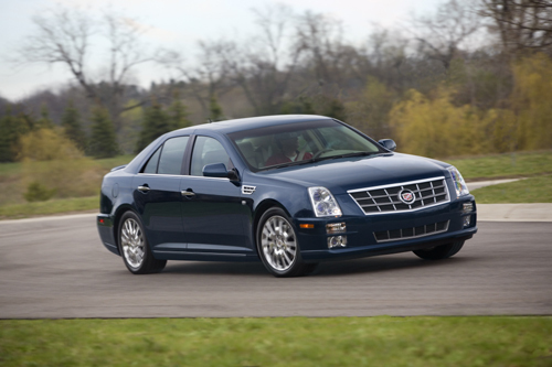Pay for CADILLAC STS OWNERS MANUAL 2005-2009 DOWNLOAD