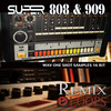 Thumbnail SUPER 808 & 909 (ONE SHOT SAMPLES) 16 bit