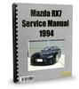 Thumbnail Mazda RX7 1994 Service Repair Manual Download