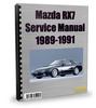 Thumbnail Mazda RX7 1989-1991 Service Repair Manual Download