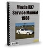 Thumbnail Mazda RX7 1988 Service Repair Manual Download