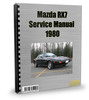 Thumbnail Mazda RX7 1980 Service Repair Manual Download