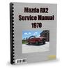 Thumbnail Mazda RX2 1970 Service Repair Manual Download