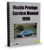 Mazda Protege 1996 Service Repair Manual Download